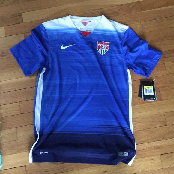 4d496118a12 US Men s Soccer Jersey 2015